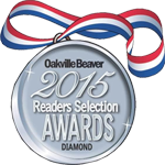 Oakville Beaver Diamond Winner 2015