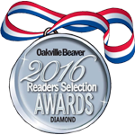 Oakville Beaver Diamond Winner 2016